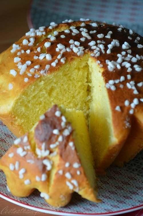 Recette de cuisine : Pastis Landais