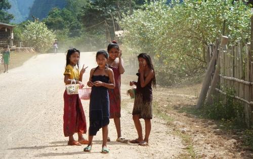Boucle de Tha khaek  troisieme jour