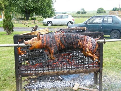 Les bretons dans la rue pour défendre le cochon? Pourtant ils ont voté socialiste?