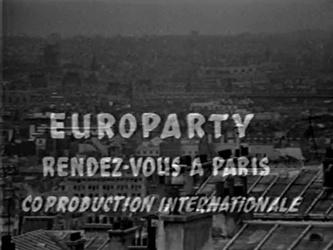 28 septembre 1967 / EUROPARTY