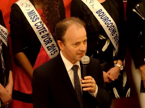 Le cocktail d'arrivée de Miss France et de ses dauphines