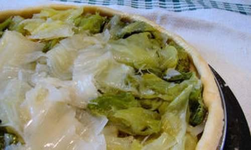 Recette de cuisine : Tarte aux poireaux et au comté
