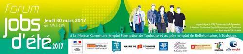 Ateliers Jobs d'Eté - PIJ Toulouse