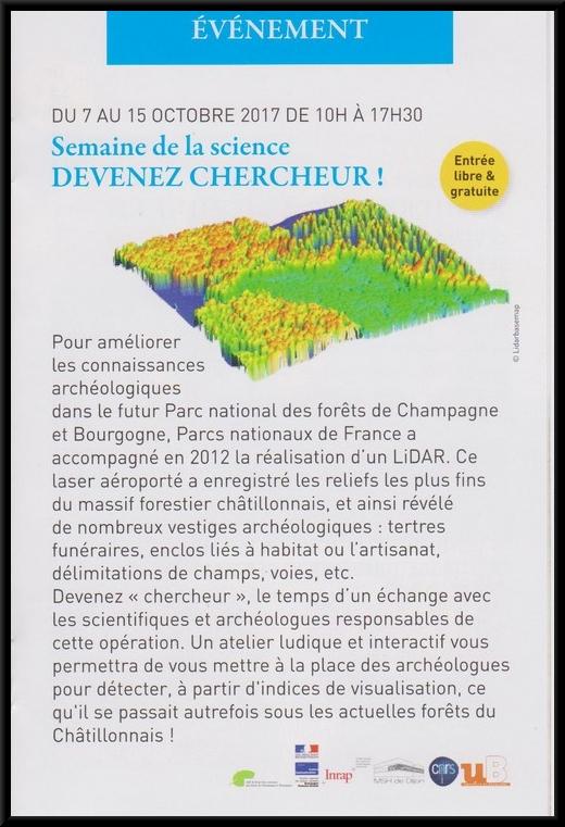 Le programme de la saison 2017 au Musée du pays Châtillonnais-trésor de Vix a été présenté ...