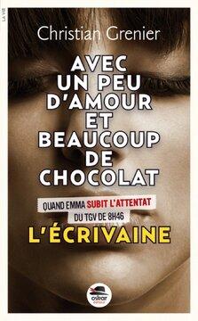 Avec un peu d'amour et beaucoup de chocolat - l'écrivaine de