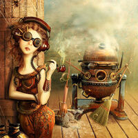 Arts Steampunk