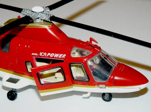 NEW-RAY - Agusta A109 Power