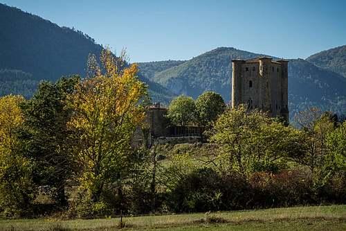 Château d'Arques (Aude)