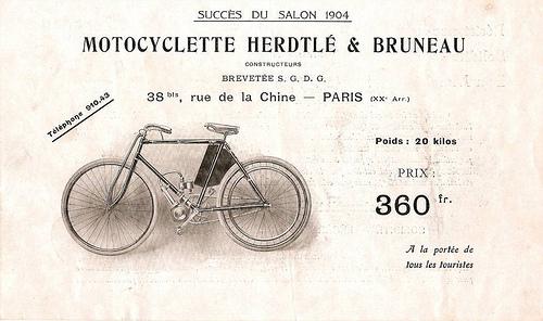 """Herdtlé-Bruneau, du petit mono au(x) """"gros"""" twin(s)"""
