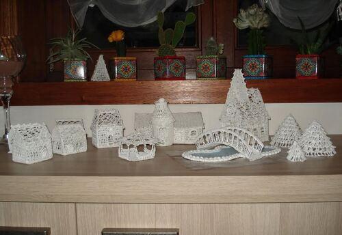 Le village blanc de Laulau