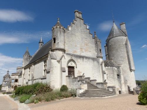 La Cité royale de Loches ( 2 )