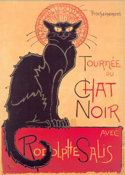 Mercredi: Le Chat Noir