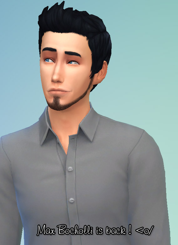 ~ Pauvre Max, Sims 4 ~  XD
