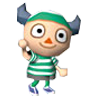 Humains animal crossing gamecube