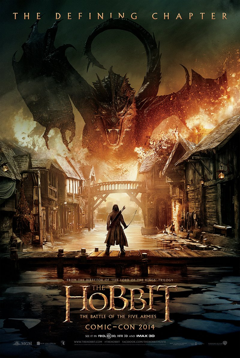 [Critique] Le Hobbit : La bataille des cinq armées