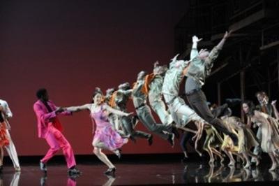 dance ballet west side story ballet