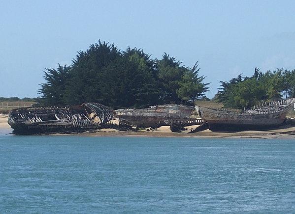 Cimetière marin du Magouër