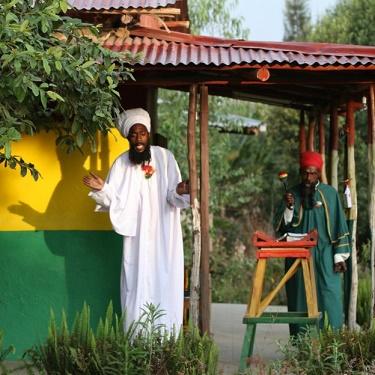Les derniers rastafaris d'Ethiopie ...