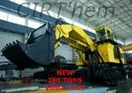 TYHI TAIYUAN: grosses commandes et lancement des 260 & 390 tonnes.