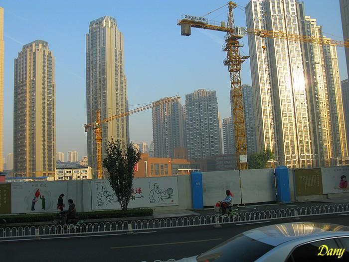 Chine: Tianjin en 2013-8