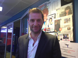 Interview de Richard sur BBC Radio Leicester