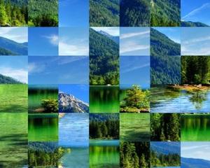 Jouer à Haute Bavière puzzle