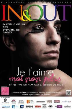 Interview pour France Bleue Azur à propos de Sebastiane