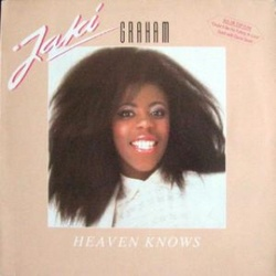 Jaki Graham - Heaven Knows - Complete LP