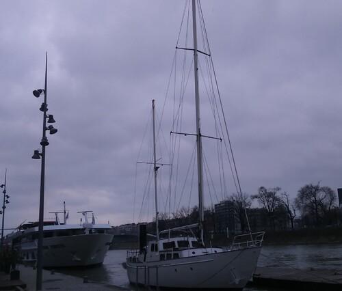 En bordure de Seine
