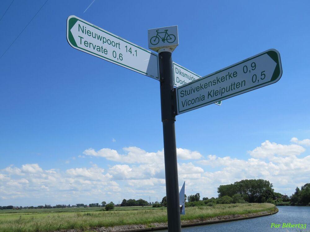 Nieuwpoort en Belgique - 2