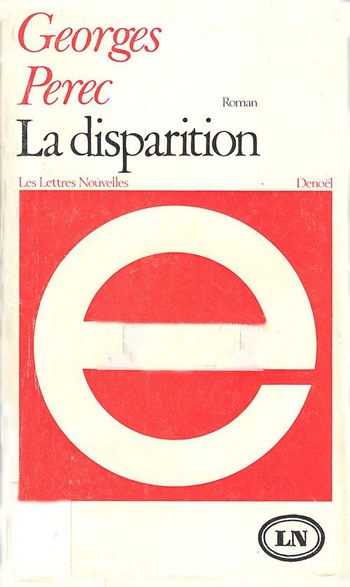 Georges Perec - La disparition
