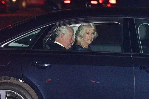 70 ans du prince Charles- réception - 1