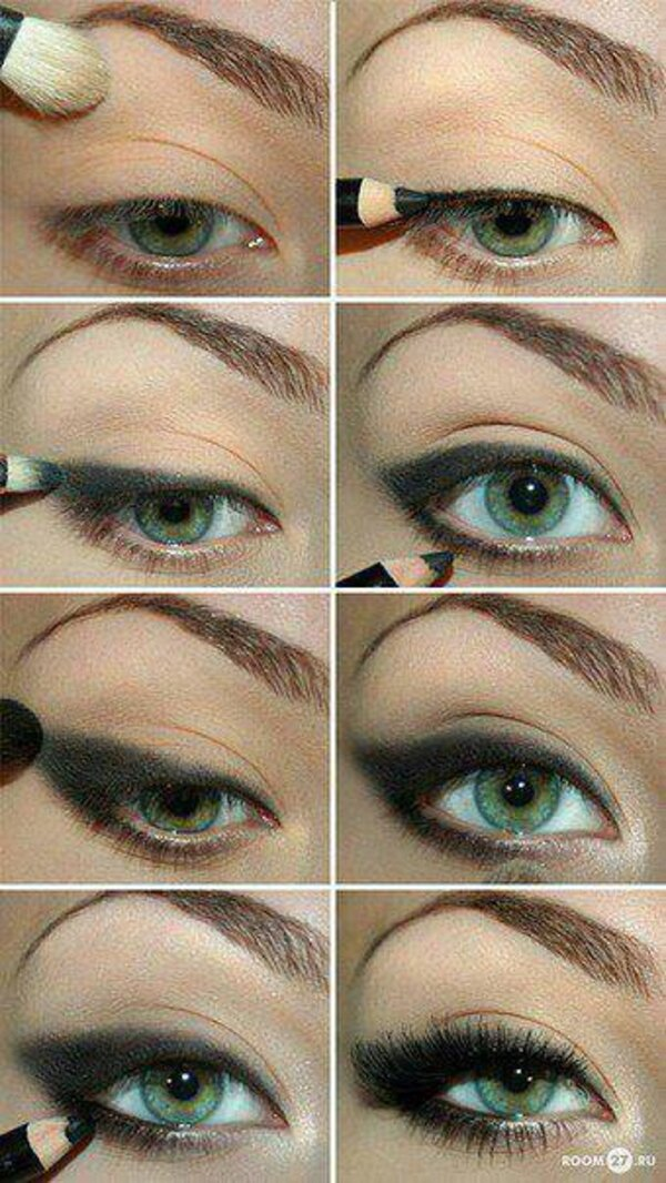 Make-Up Yeux 9