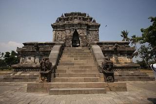 Les temples de Borobudur ...
