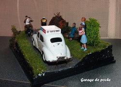 """Diorama """"Tour de France 1948"""""""