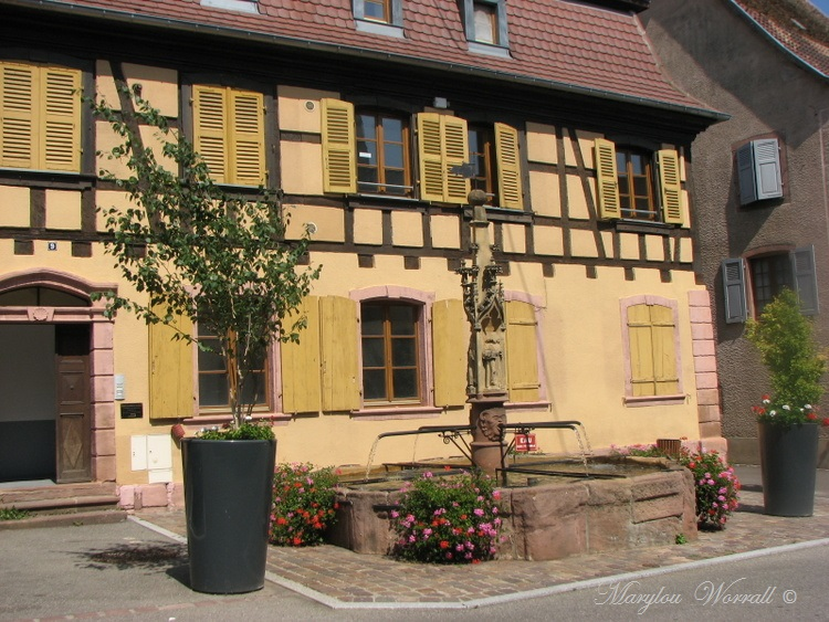 Beblenheim : Retrouvailles