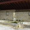 Nivollet ( La fontaine d'en haut du village )