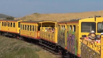 De Font Romeu a Mont Louis avec le Train Jaune Avril Juillet - YouTube