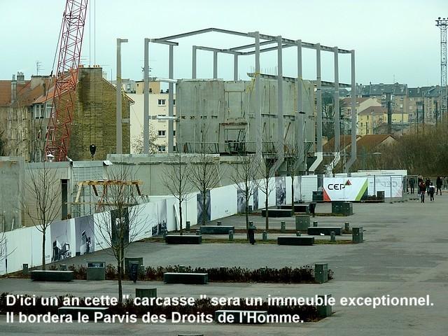 Quartier Amphithéâtre Metz 15 Marc de Metz 2012