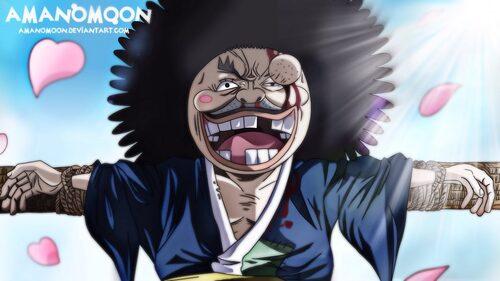 Spoils du Scan One Piece Chapitre 943 VF