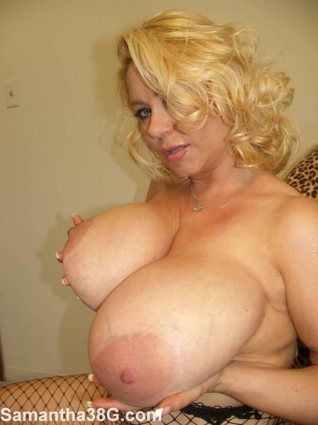 "BigBoobs - Samantha ""38G"" Anderson - 4 -"