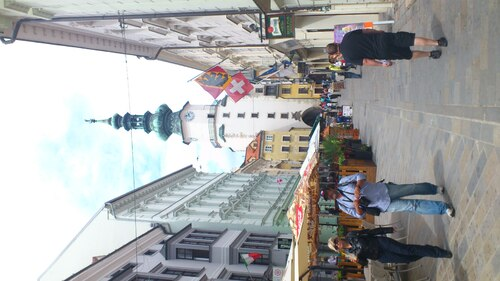 balade à Bratislava