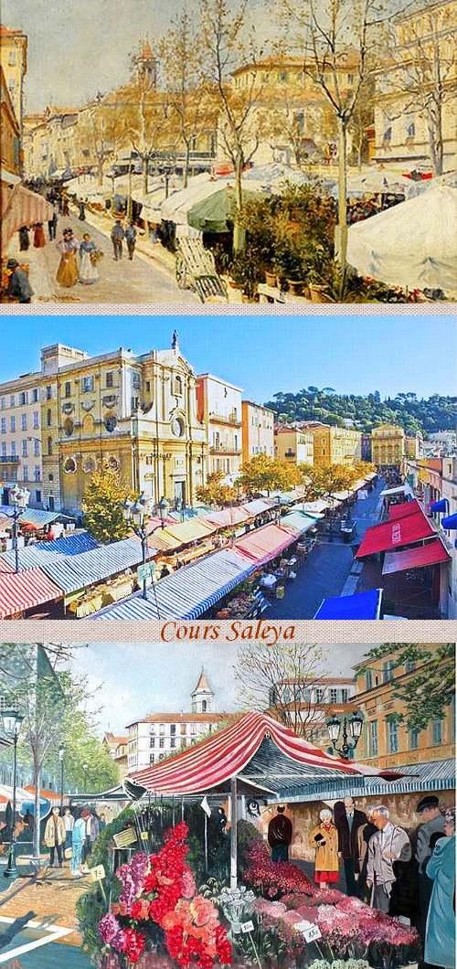 CÔTE D'AZUR : Villes et Villages - Un coup de coeur pour Nice