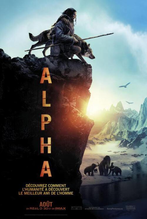 ALPHA - Bande Annonce Officielle (VF) - Kodi Smit-McPhee / Natassia Malthe