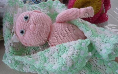 Bébé rose..ou Cadum est fini