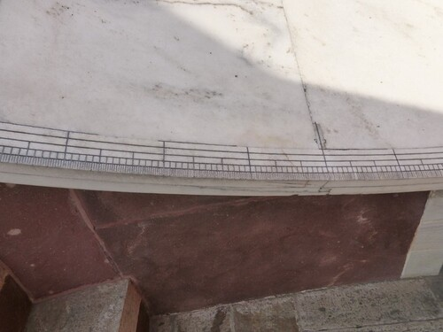 Inde 2014- Jour 8- Jantar Mantar.