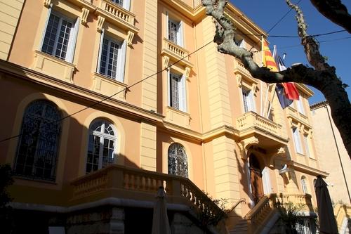 La mairie de Vence