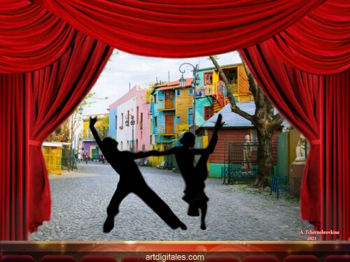 Le tango de Buenos Aires