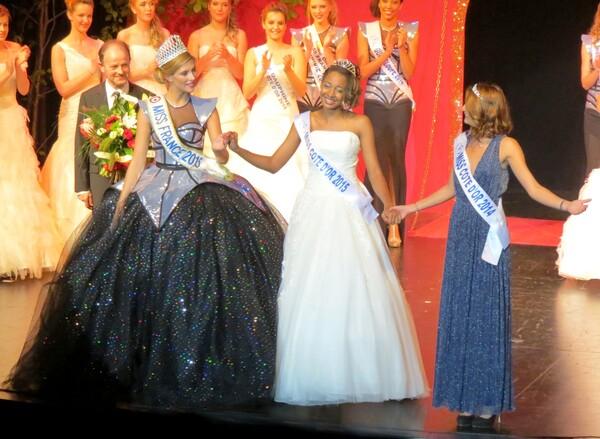 L'élection 2015 de Miss Côte d'Or à Châtillon sur Seine