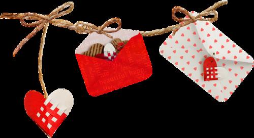 Saint Valentin ( petites  déco ) etc